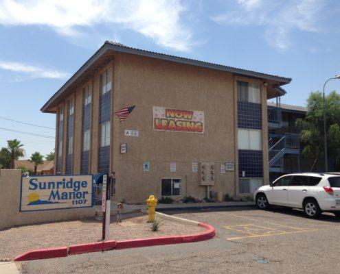 Sunridge Manor Apartments | Mesa, AZ | Phoenix Multifamily Broker | Vestis Group
