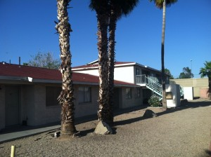 Desert Siesta Apartments, a 9-unit multifamily community in Phoenix Arizona.