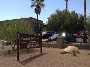 Colonia De Tucson Apartments | 1337 & 1351 W St. Mary's Road, Tucson AZ 85745