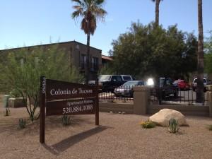 Colonia De Tucson Apartments   1337 & 1351 W St. Mary's Road, Tucson AZ 85745