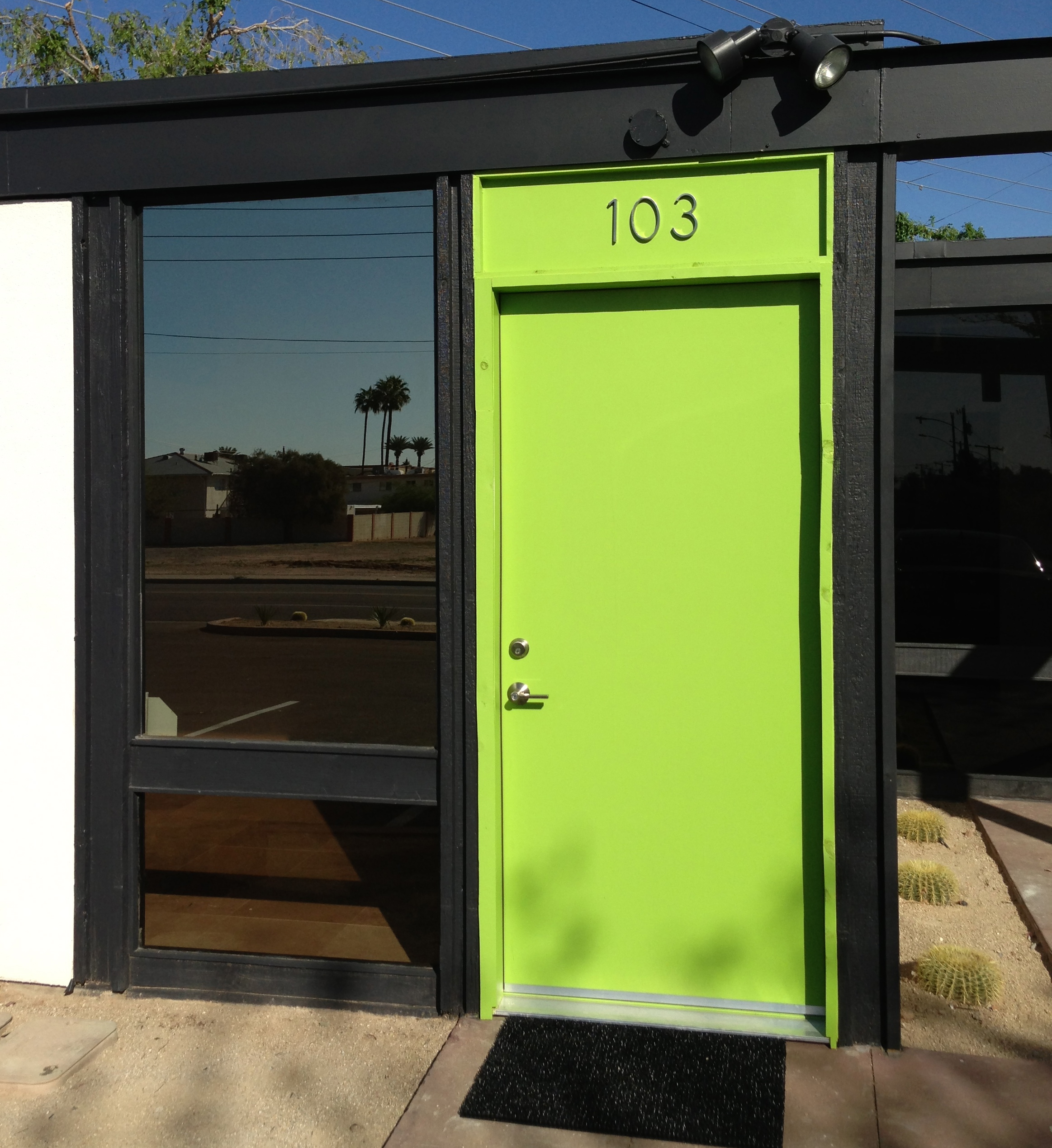 The Doyle Building Modern Office Space For Lease In Phoenix Arizona