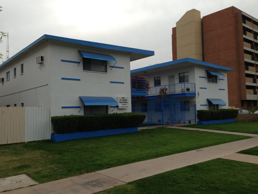 4th Avenue Apartments 16 Units Phoenix Multifamily For Sale