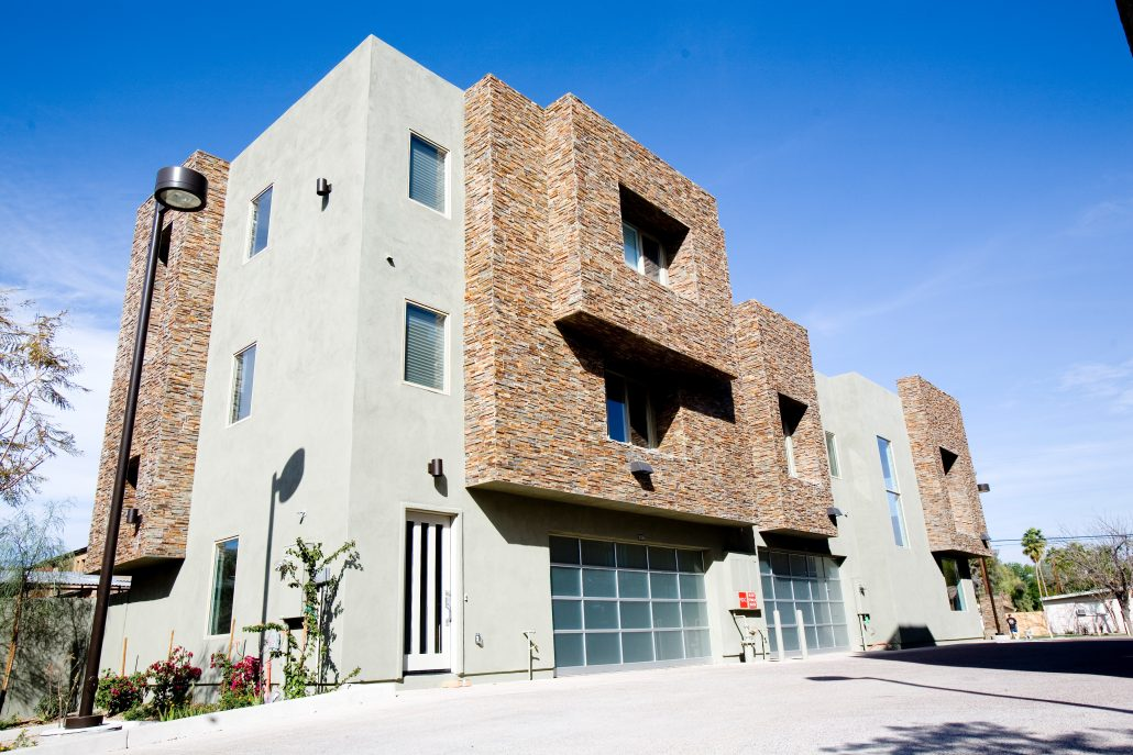 hardy townhomes 6 units tempe multifamily for sale bulk condos