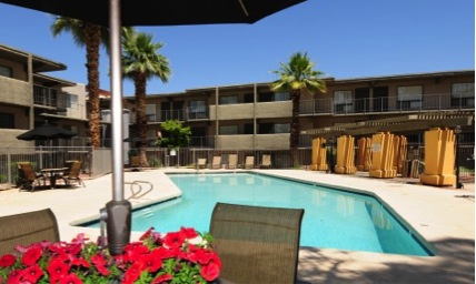 The Colonnade Apartment Homes Phoenix Az