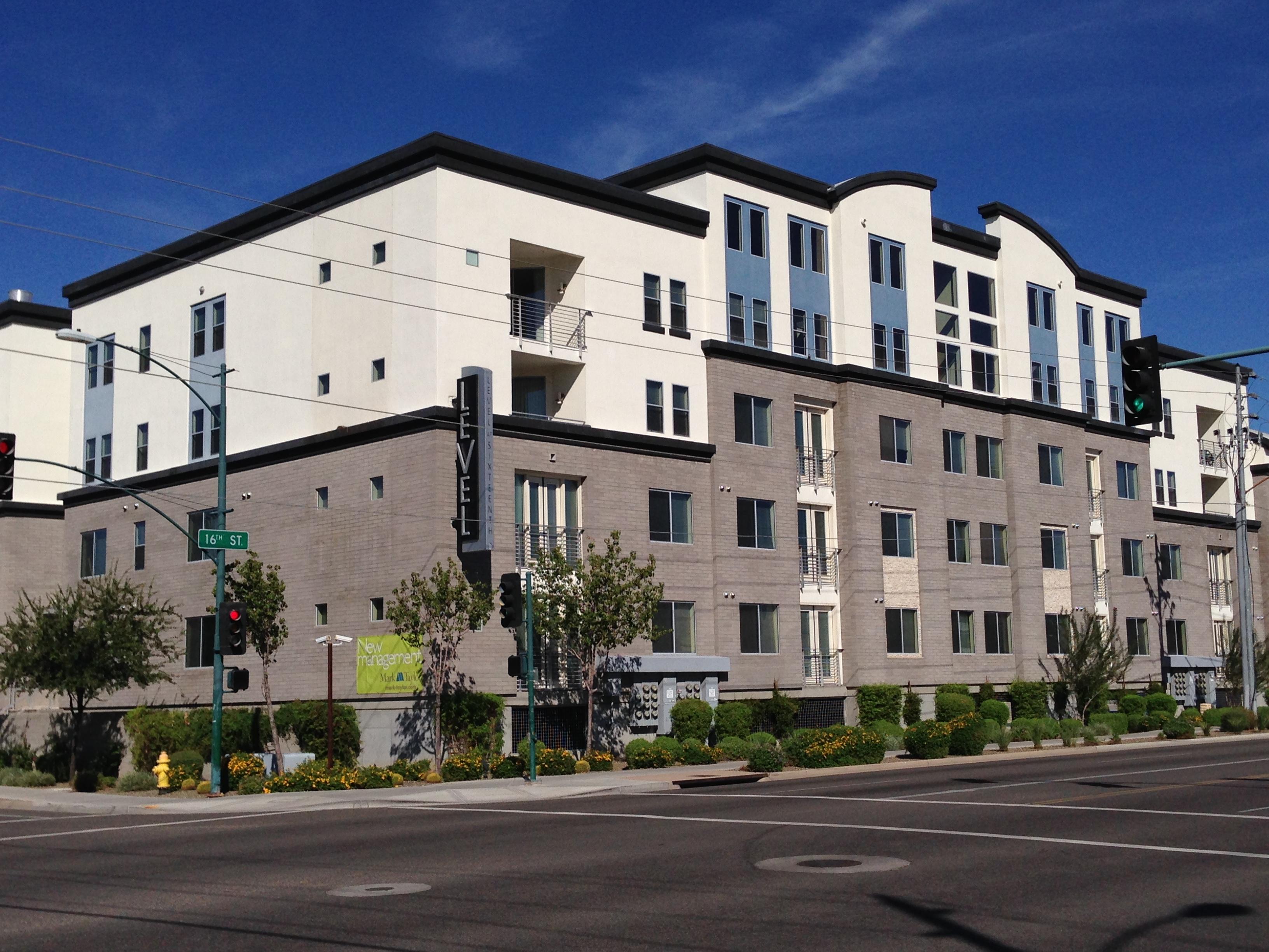 Level At Sixteenth | Phoenix Apartments