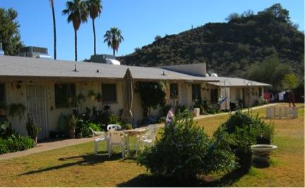 Cinnabar Apartments Phoenix Az