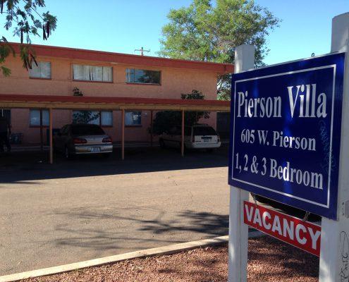 Pierson Villa Apartments | Vestis Group | Phoenix Multifamily Sale