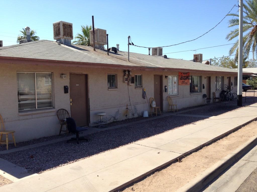 8th Street & Palm Lane Apartments