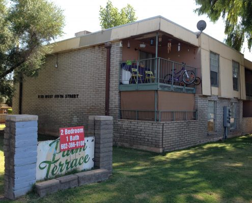 Palm Terrace Apartments | Tempe Multifamily Sale | Vestis Group