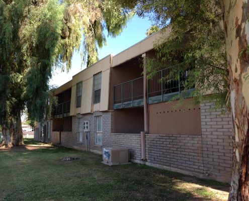 Palm Terrace Apartments | Tempe, AZ | Phoenix Multifamily Sale