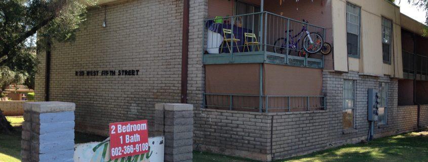 Palm Terrace Apartments | Tempe, Arizona | Phoenix Multifamily Sale