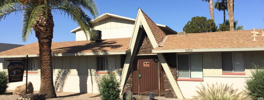 Wellington Apartments | Phoenix Multifamily Sale | Vestis Group