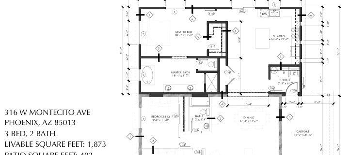 316 W Montecito Ave, Phoenix, AZ 85013   Vestis Group   info@vestis-group.com