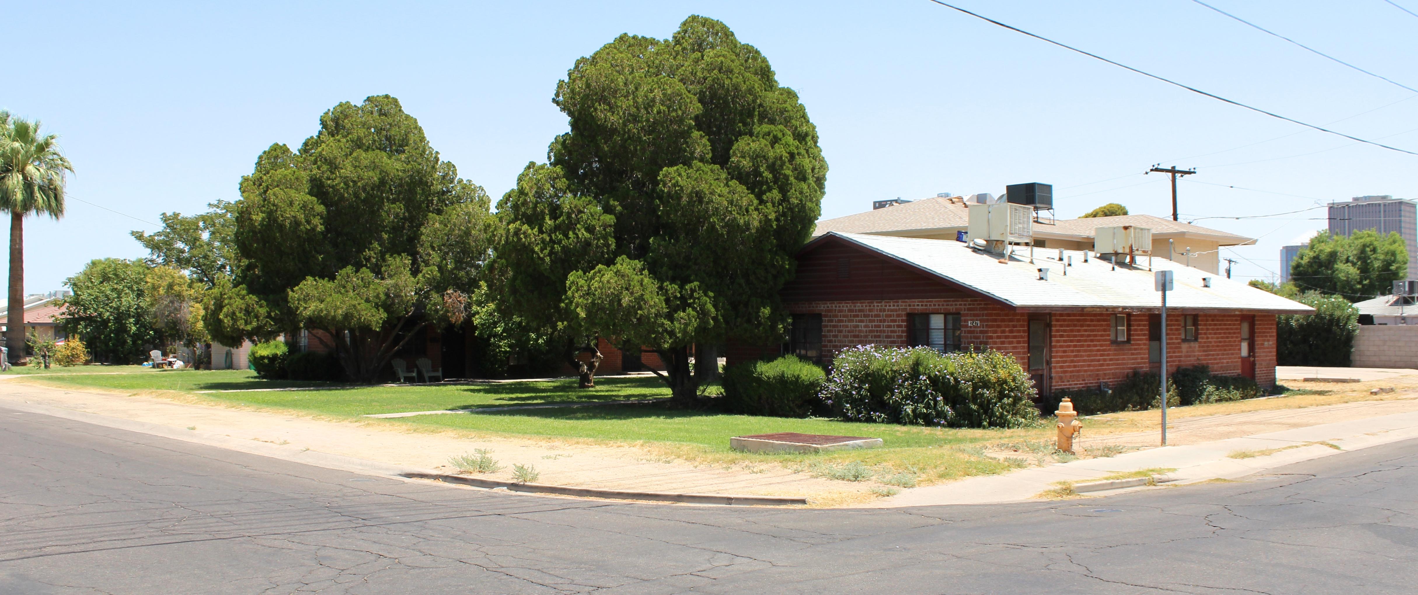 Turney Apartments | Central Phoenix | Vestis Group