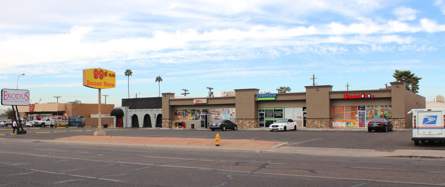 19th Avenue & Campbell | Retail Shopping Center