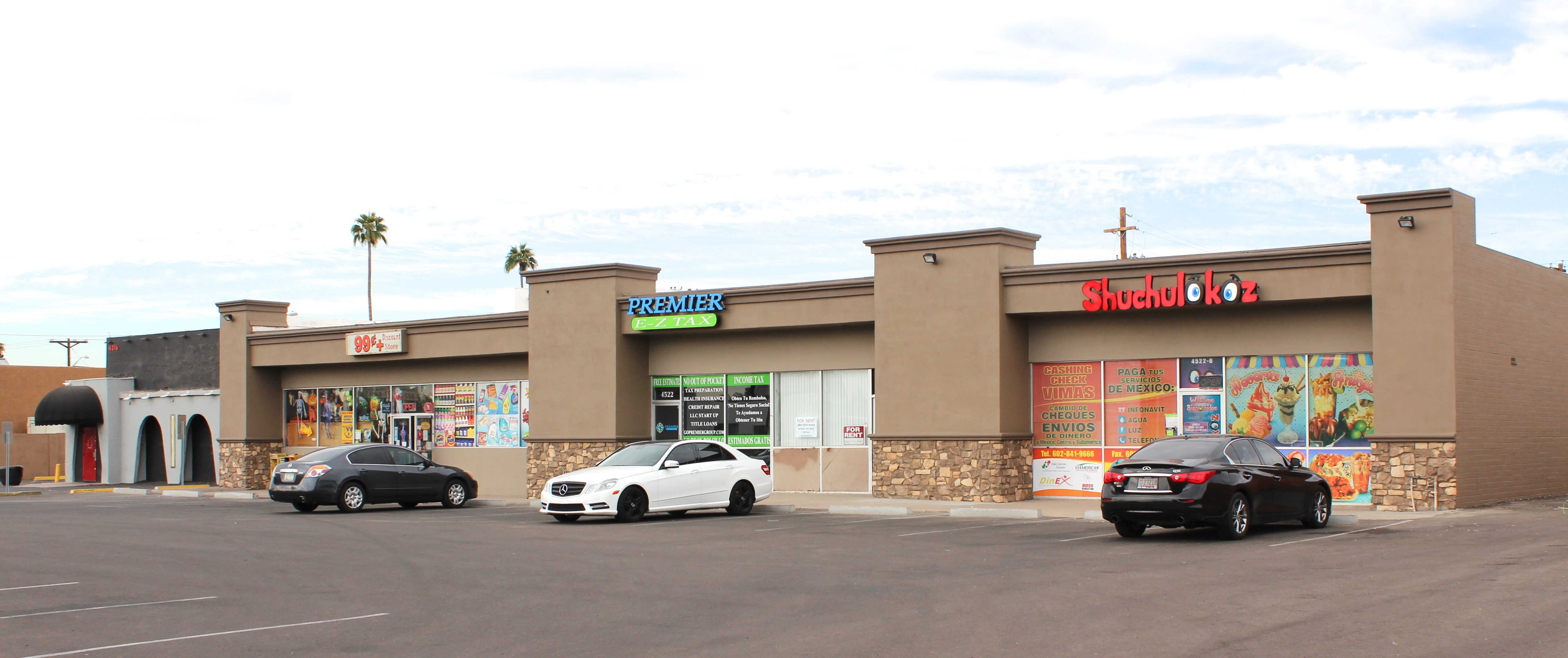 19 Campbell | Retail Space For Lease In Phoenix AZ | Vestis Group