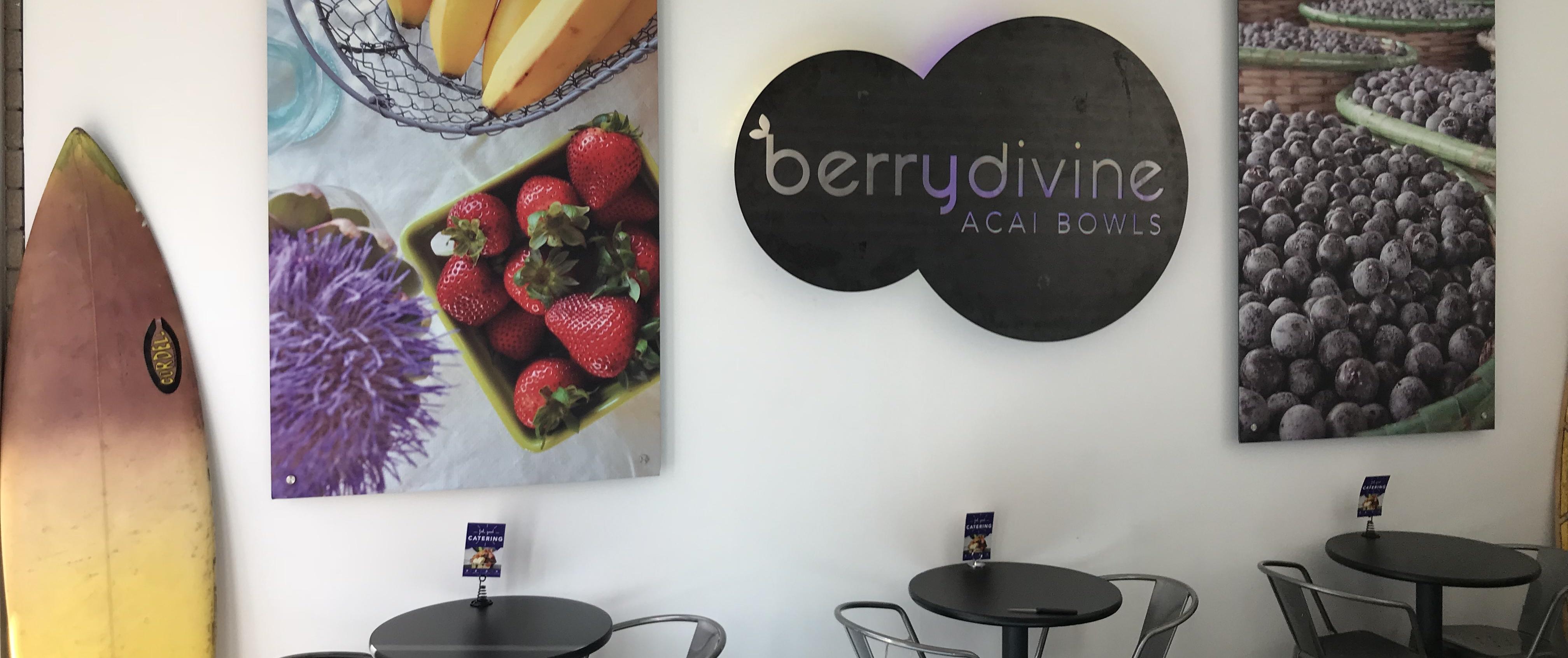 Berry Divine Acai Bowls - Tucson, AZ | Vestis Group | Tenant Representation