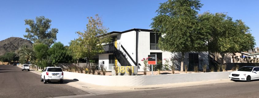 8801 N 1st St, Phoenix, AZ 85020 | $740,000 | COE 5-31-18 | Vestis Group