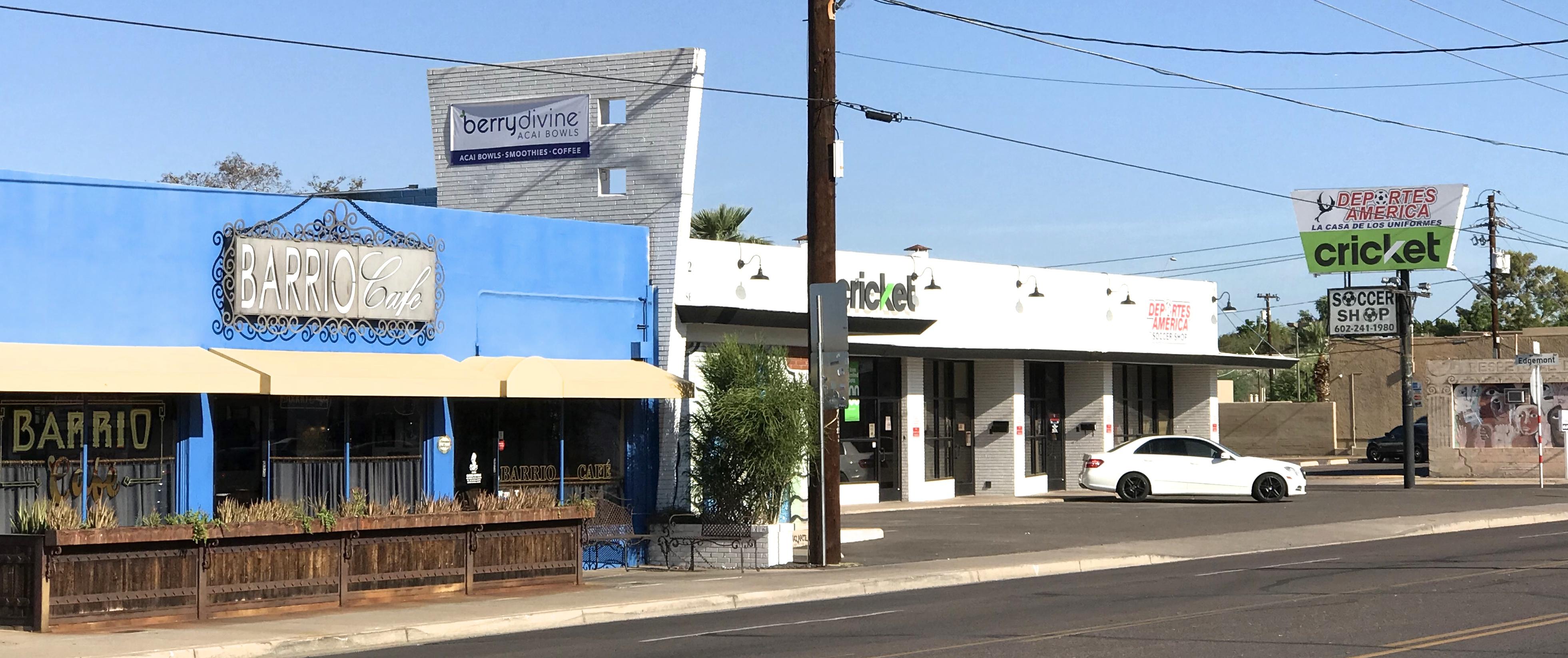 Berry Divine Acai Bowls – Phoenix, AZ | Vestis Group | Tenant Representation