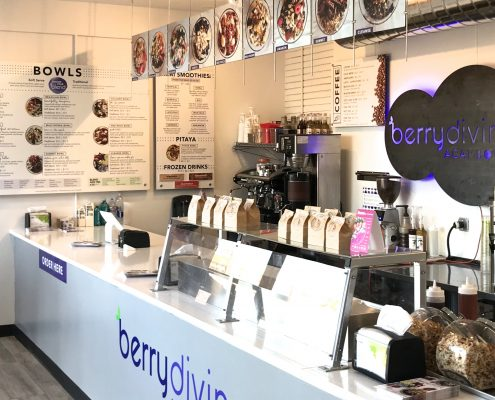 Berry Divine Acai Bowls | Phoenix, AZ | Vestis Group | Tenant Representation | Commercial Retail Lease 8-28-18