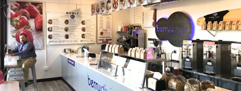 Berry Divine Acai Bowls | Phoenix, AZ | Vestis Group | Tenant Representation | Commercial Retail Lease 8-28-18