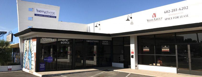 Vestis Group | Berry Divine Acai Bowls | Coronado 16 - Phoenix, AZ