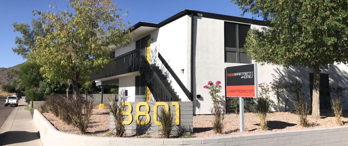 MODE @ 1st Street | 8801 N 1st St, Phoenix, AZ 85020