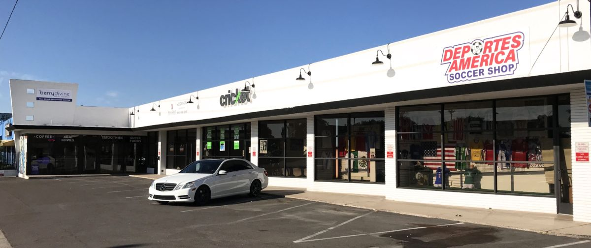 Coronado 16 | Midtown Phoenix Retail Space For Lease | Vestis Group