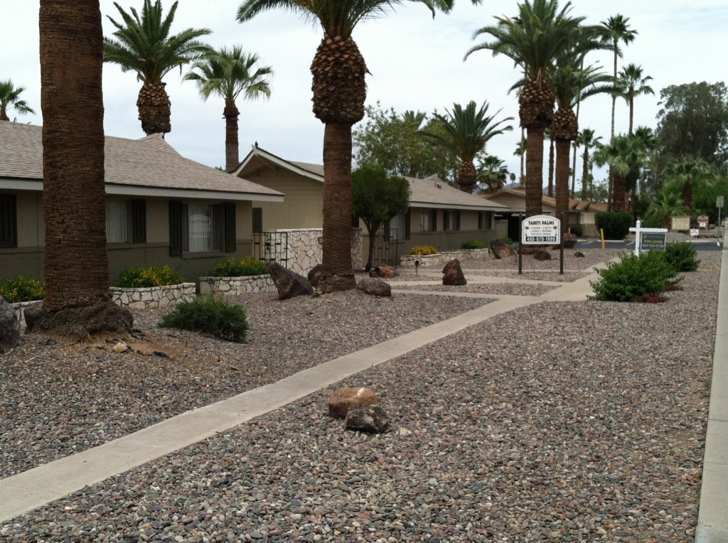 Tahiti Palms Apartments In Phoenix AZ Sold By Vestis Group In 2012
