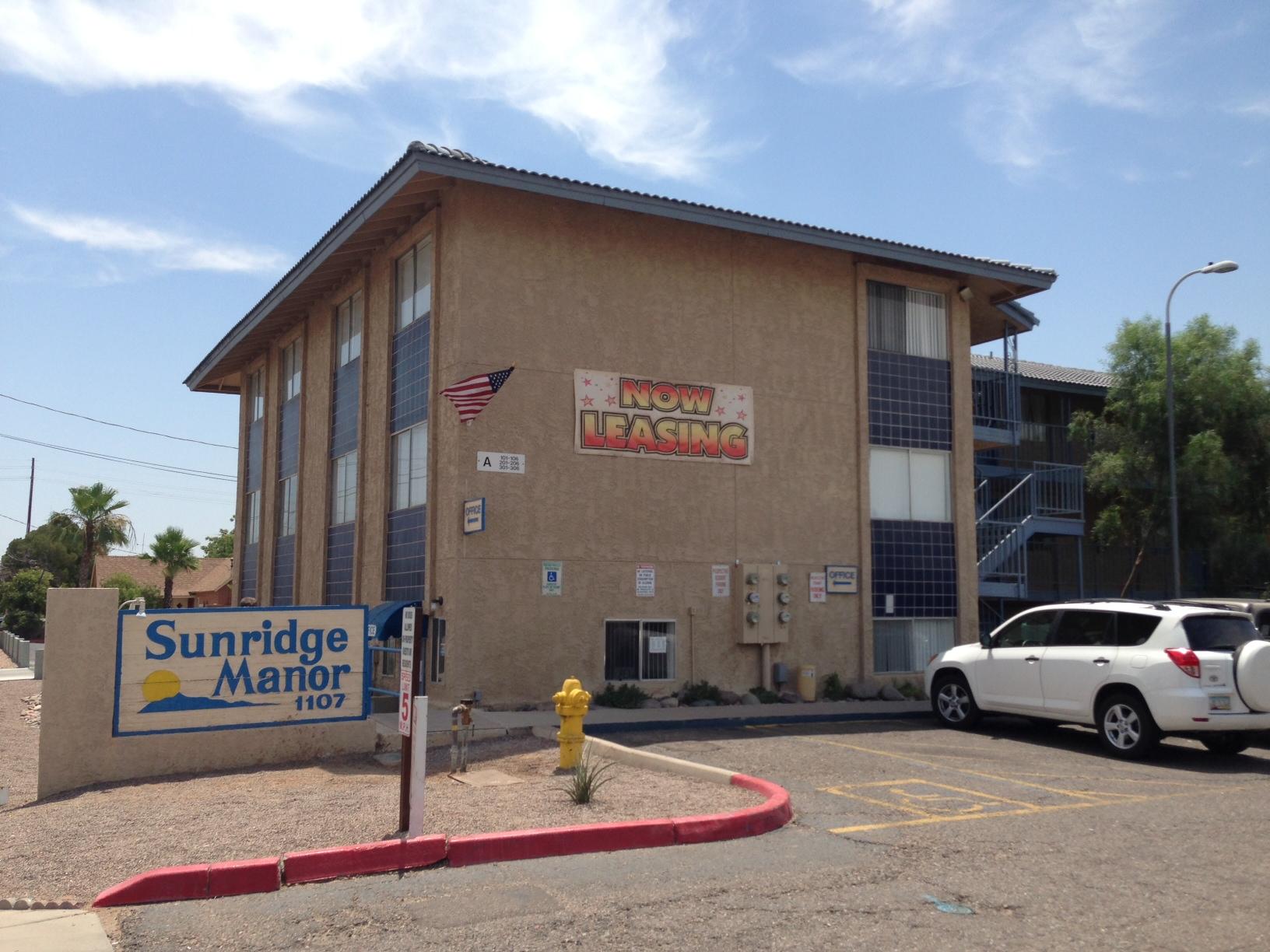 Sunridge Manor Apartments Mesa Az Mesa Multifamily Sale