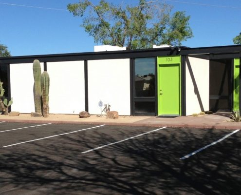 The Doyle @ Midtown | Midcentury Modern Office Space For Lease | Vestis Group