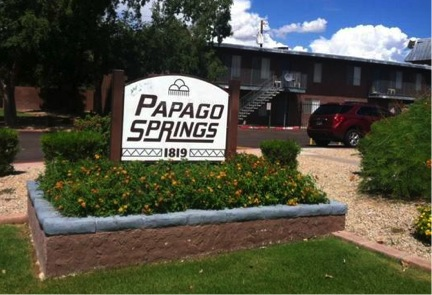 Phoenix Multifamily For Sale 6 Units Papago Springs Condos