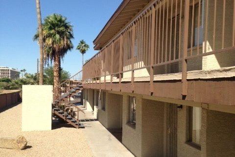 Rosalinda Court Apartments, 9-Units | Phoenix Multifamily For Sale