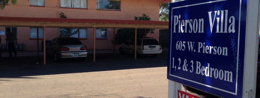 Pierson Villa Apartments | Vestis Group | Phoenix Multifamily Sale