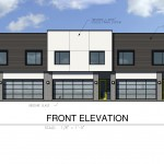 30th Street - Front Elevation