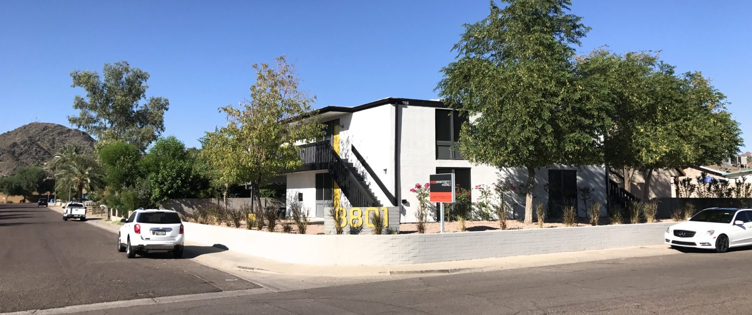 1st Street | Phoenix AZ Multifamily Investment Real Estate