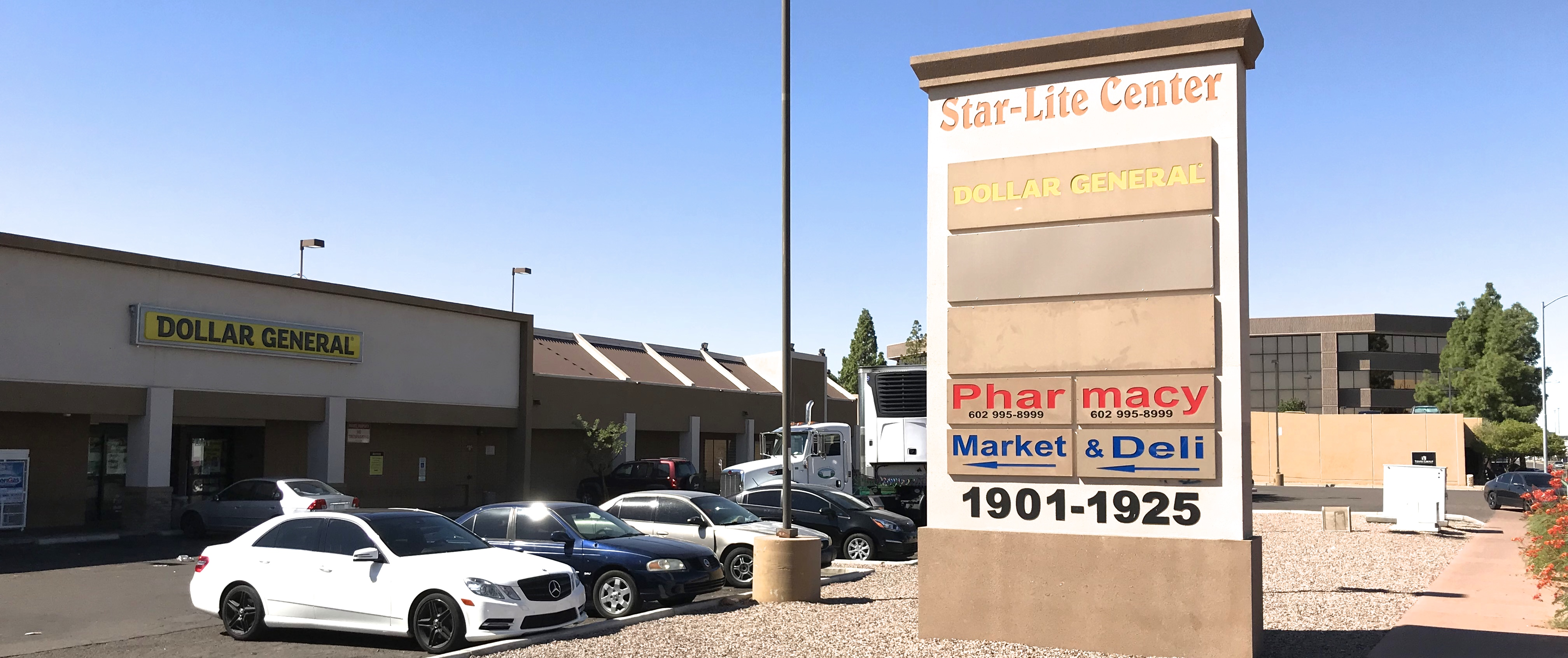 Camelback 19 | Retail Space For Lease In Phoenix AZ | Vestis Group