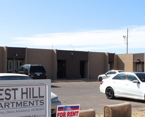 115 West Hill Drive, Avondale, AZ | Phoenix Multifamily For Sale | Vestis Group