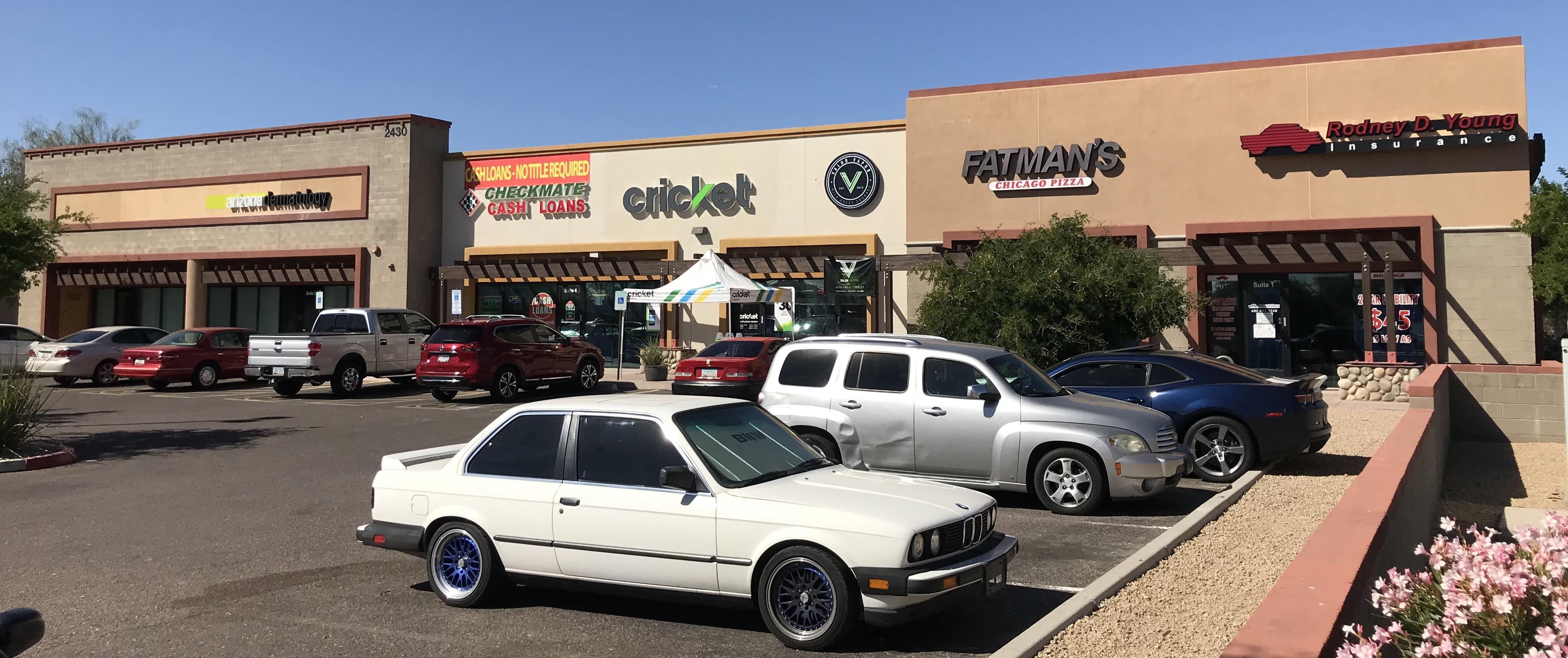 Apache Trail Marketplace   Retail Space For Lease In Phoenix AZ   Vestis Group