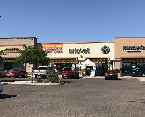 Apache Trail Marketplace   Retail Space For Lease In Phoenix AZ