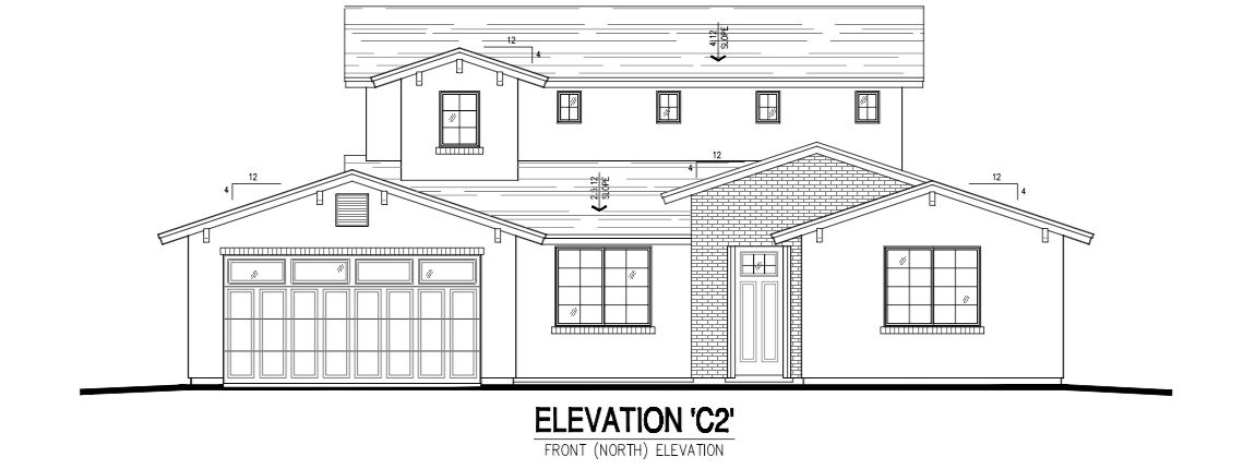 2727 Turney | Elevation