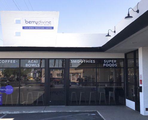Vestis Group Negotiates Retail Lease For Berry Divine Acai Bowls In Central Phoenix