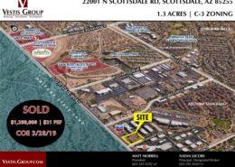 22001 N Scottsdale Rd, Scottsdale, AZ 85255 | $1,200,000 | COE 3-28-19