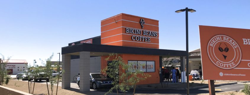 Bikini Beans Coffee - Mesa, AZ | Vestis Group | Tenant Representation