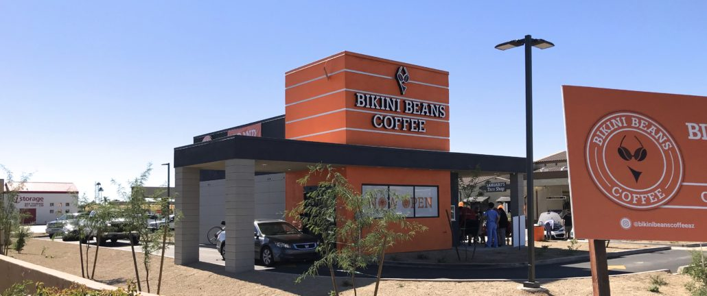 Corner Ground Lease For Beans