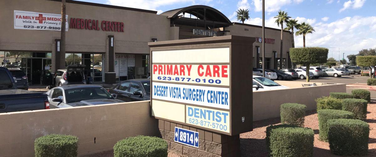 Olive Plaza | 8914 N 91st Ave, Peoria, AZ 85345