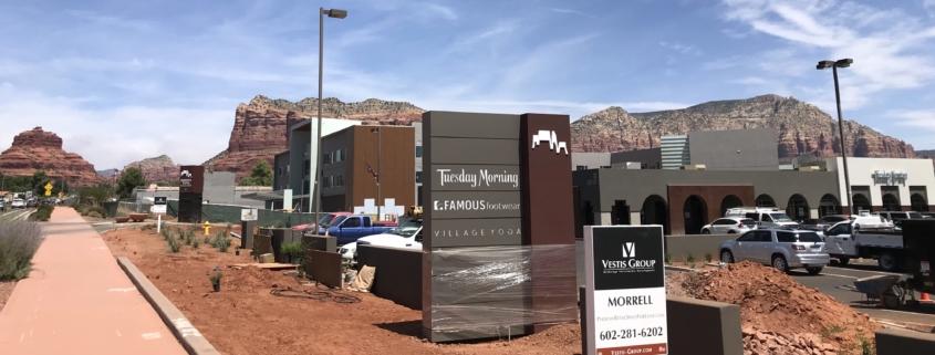 The Shops At Sedona Vista Village - Sedona, AZ | Vestis Group