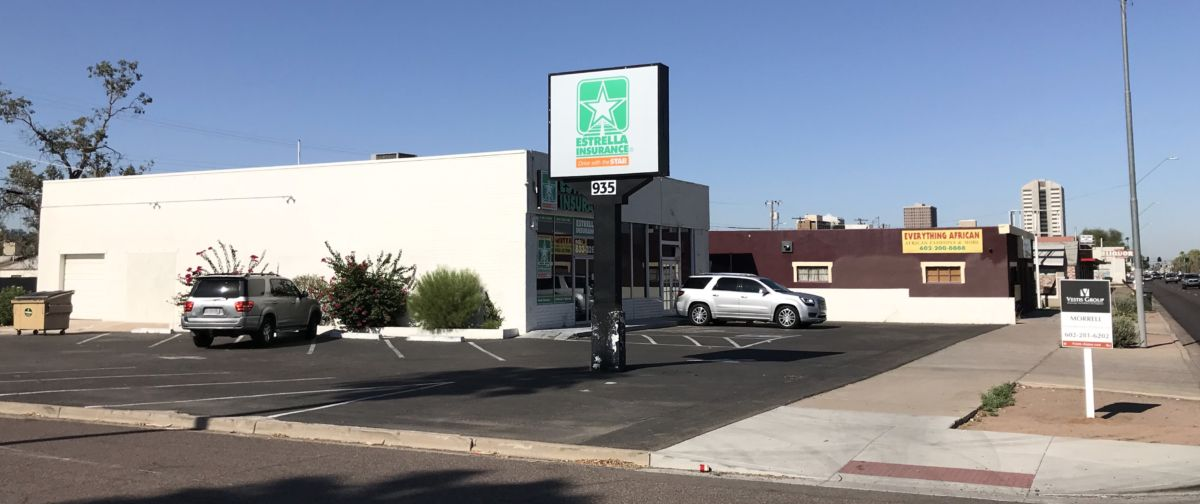 935 E Indian School Rd, Phoenix, AZ 85014 | Retail Space For Lease