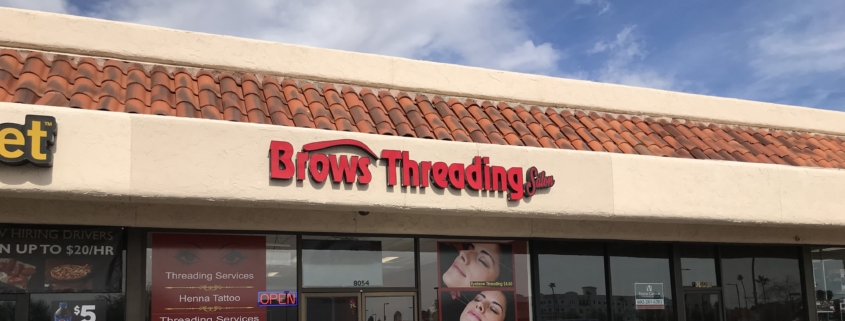 Brows Threading Salon | 19th Ave & Northern - Phoenix, AZ