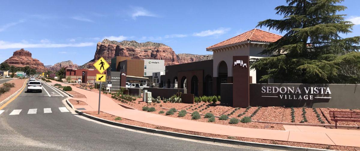 The Shops at Sedona Vista Village - Sedona, AZ